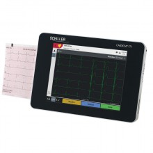 Schiller CARDIOVIT FT-1 ECG Machine